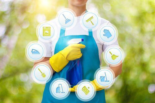 عاملات نظافة Housekeeping